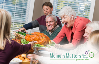 10 Precautions for Celebrating Thanksgiving with Dementia