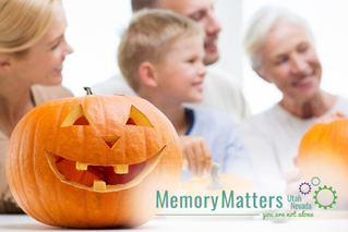 Halloween Can Be Extra Scary for Someone with Dementia