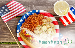 Memorial Day:  Making Memories For Those With Dementia
