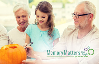 Alzheimer's & Halloween: 9 Tips to Make It Less Frightening