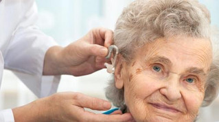 Hearing Loss is Now Linked to Alzheimer's