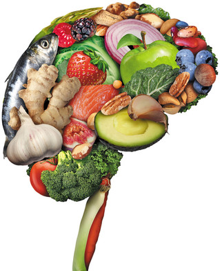 DASH Diet Fuels the Brain