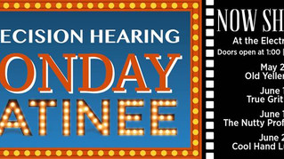 Precision Hearing & Memory Matters Monday Movie Matinee