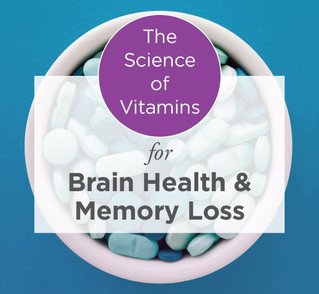 Brain Vitamins: Can Vitamins Boost Memory?
