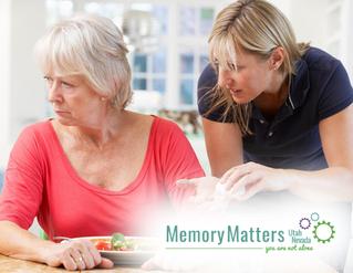 Coping With Dementia Behavior Changes