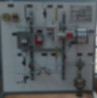 Muster Übergabestation Primär Fernwärme