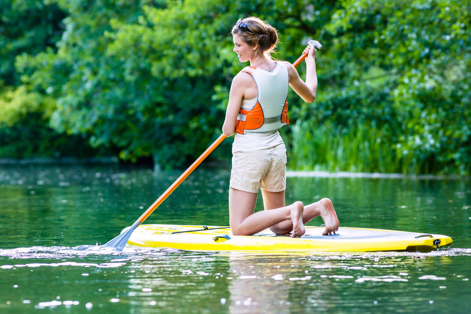 Paddle or Kayak the Guadalupe River