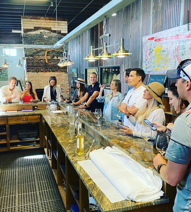 Kerrville Hills Winery Tour and Tasting