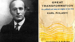 Polanyi and the 2008 Financial Crisis