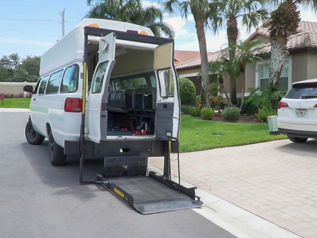 Patient Transport Services in Palm Beach County