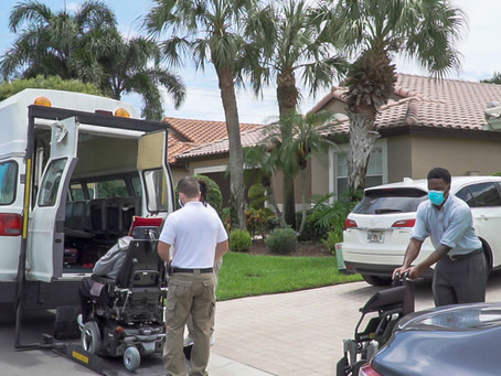 Transportation Service For the Elderly in Palm Beach County