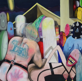 Roma_chris_akordalitis_painting_art_artist_modern