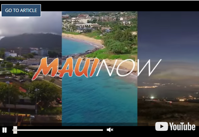 MauiNOW coverage of Makai HR