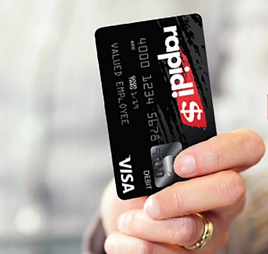 Hawaii payroll visa paycard