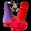 Thumbnail: TUQUEROS 3DCRAFT VARIOS (PINZA-GOLDFISH-DOBLE BOQUILLA)