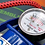 Thumbnail: Inflador De Pie Con Reloj Manual Wembley Pro