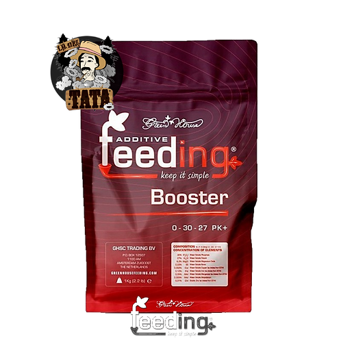 FEEDING BOOSTER 500G GREEN HOUSE