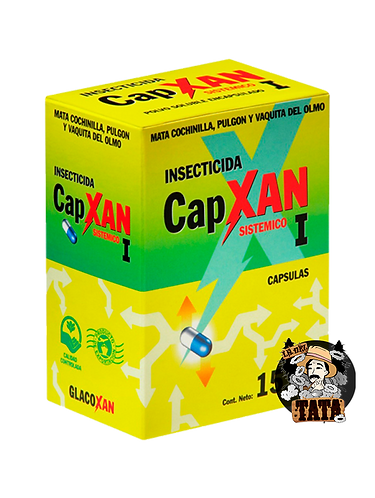 CAPXAN I 15 GLACOXAN CAPSULAS FUNGICIDA