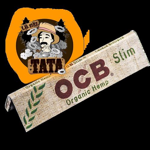 OCB SLIM ORGANIC HEMP KINGSIZE