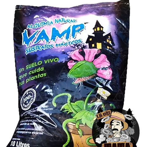 SUSTRATO VAMP MAGIC 10L