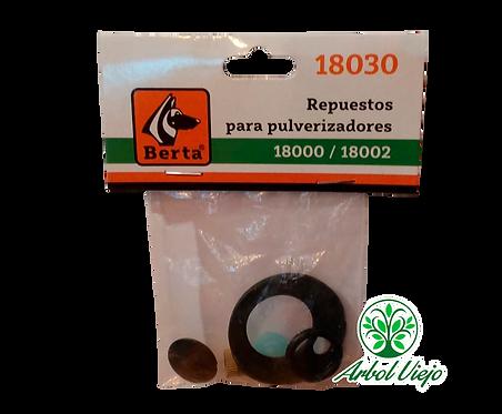 BERTA KIT REPARACION PULVERIZADORES 1 y 2 LITROS