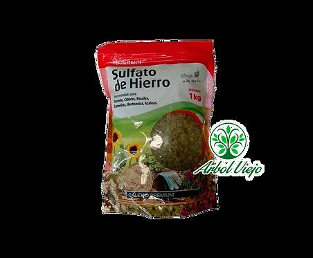SULFATO DE HIERRO 1 KG LAJARDINERA