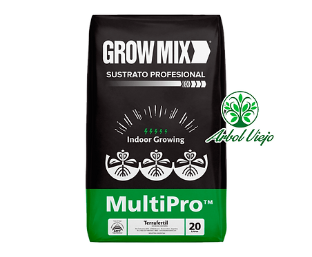 SUSTRATO 20L PROFESIONAL GROWMIX MULTIPRO