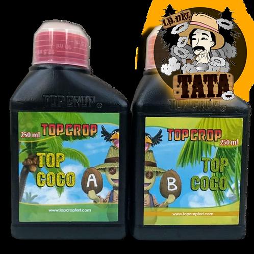 TOP COCO A+B 250ML TOP CROP