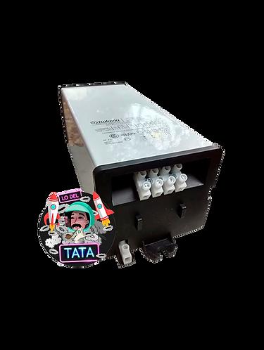 BALASTO ITALAVIA 600W 6.2 AMP SODIO HPS
