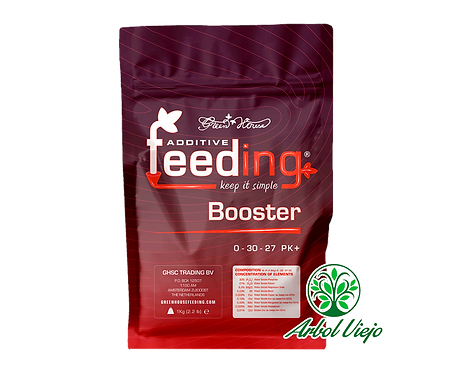 FEEDING PK BOOST 1KG GREEN HOUSE