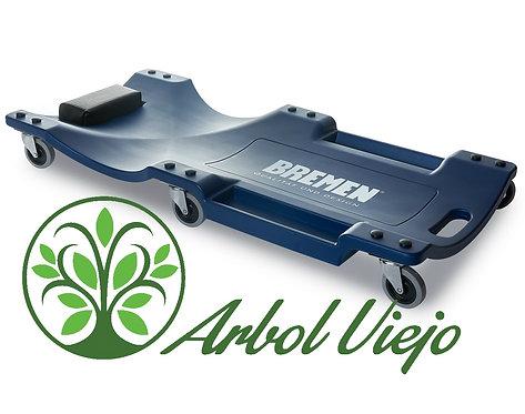 Camilla Tipo Mecánico 6 Ruedas Taller Bremen - Arbol Viejo