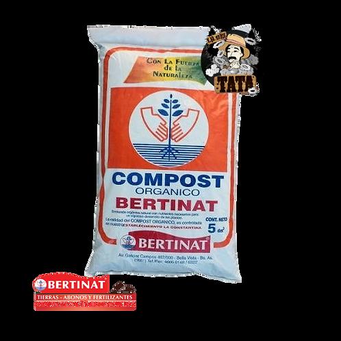 BERTINAT COMPOST 5L BOLSON