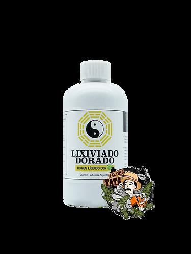 LIXIVIADO DORADO