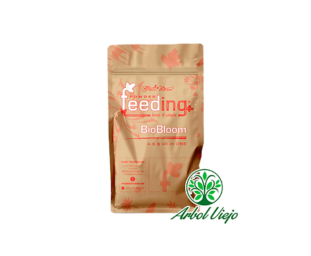 FEEDING BIO BLOOM 125G GREEN HOUSE