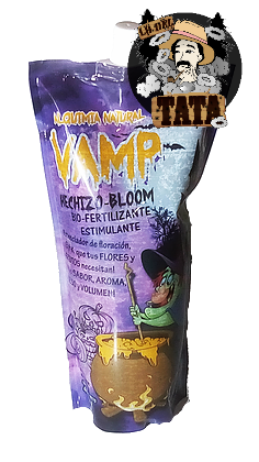 VAMP HECHIZOS BLOOM 450ML FLORA