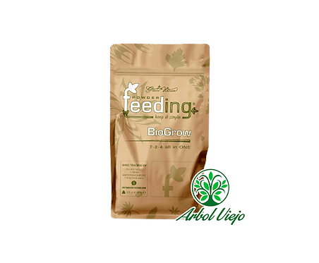 FEEDING BIO GROW 125G GREEN HOUSE