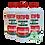 Thumbnail: TRI PACK FERTIFOX 1L ACTIVADOR DE FLORACION/FOLLAJE/HORMONA