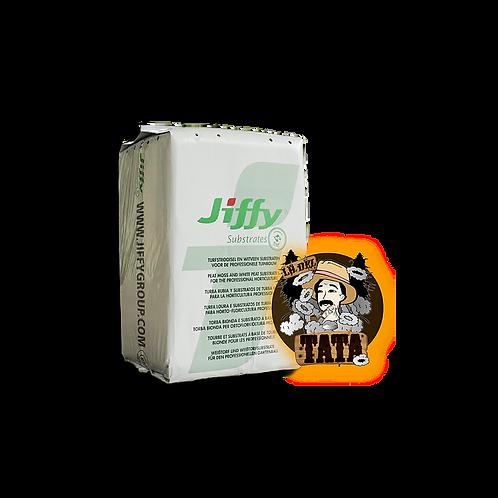 JIFFY BLOQUE TPS 225L SUSTRATO PROFESIONAL