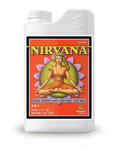 ADVANCED NUTRIENTS NIRVANA 1L BOOSTER FLORACION
