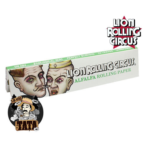 LION ALFALFA KING SIZE PAPEL ECOLOGICO SLIM
