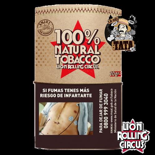 LION TABACO 20G CIRCUS