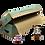 Thumbnail: LION PARCHMENT 10M EXTRACCION UNBLEACHED ROSIN