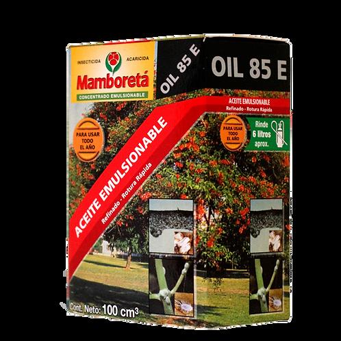 MAMBORETA OIL 85 E 100CC ACARICIDA