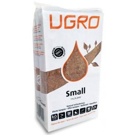 UGRO COCO BLOQUE SMALL 11L FIBRA DE COCO