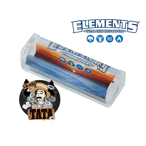 ELEMENTS ARMADOR RG ACRILICO ROLLERS REGULAR 79MM