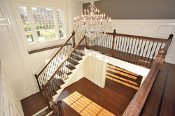 Stair Hall Design, Rumson NJ