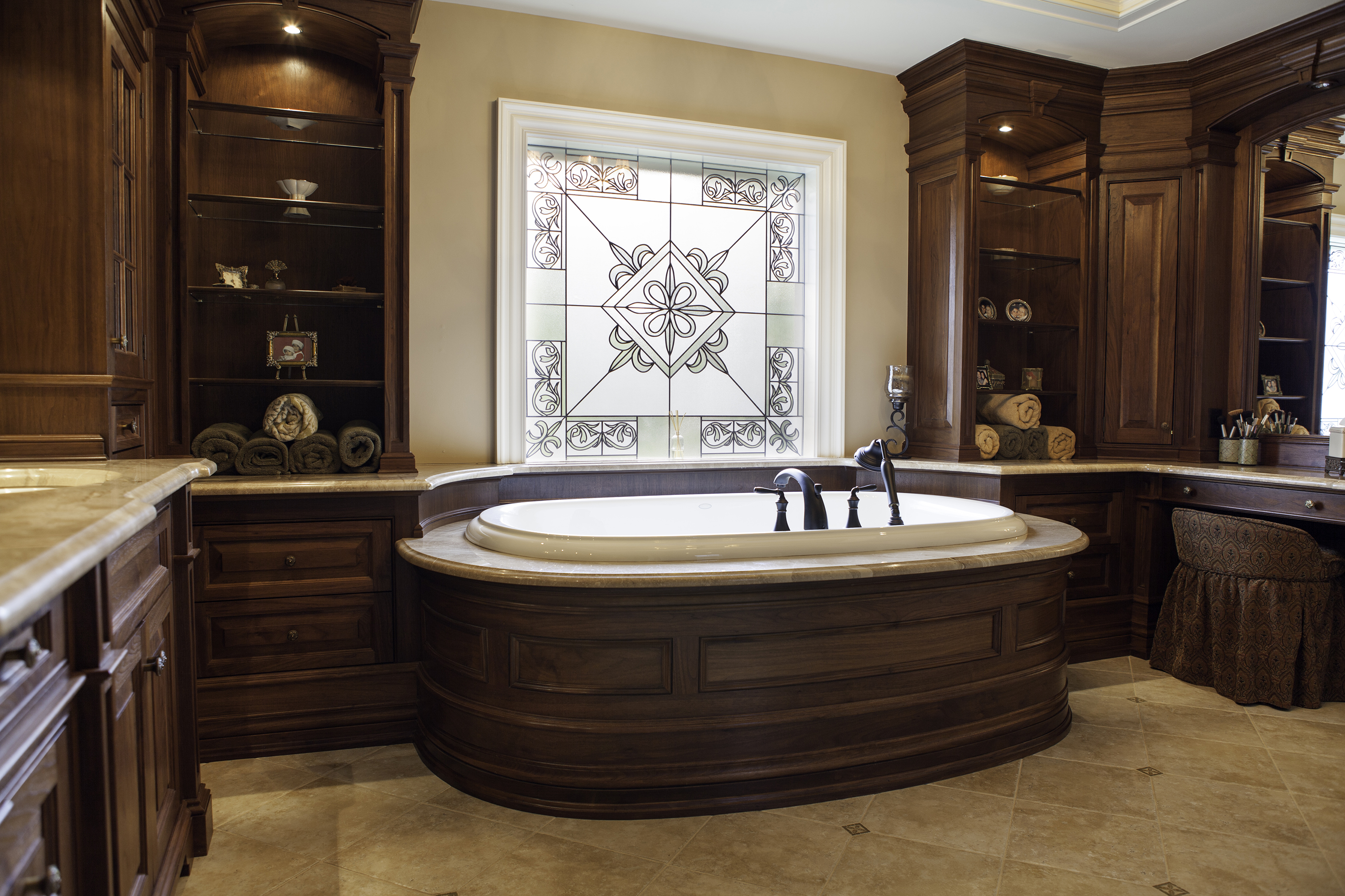 Tub Surround, Essex Fells NJ