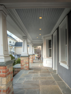 Front Entry, Summit NJ