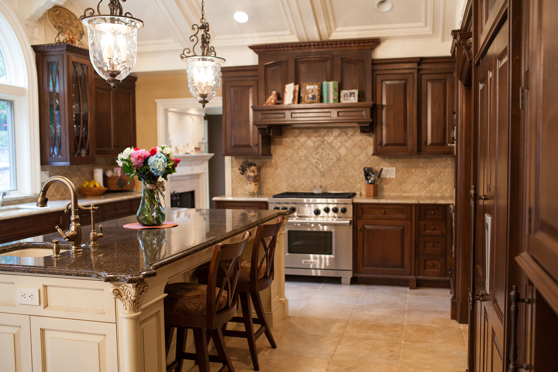 Gourmet Kitchen Remodel Morris Nj: Lyons McConnell Morristown New Jersey Architect