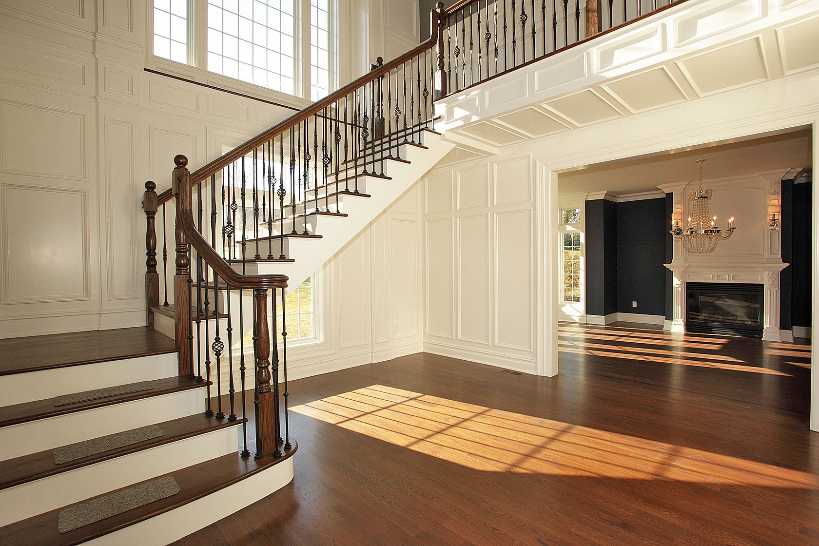 Stair Hall, Rumson NJ